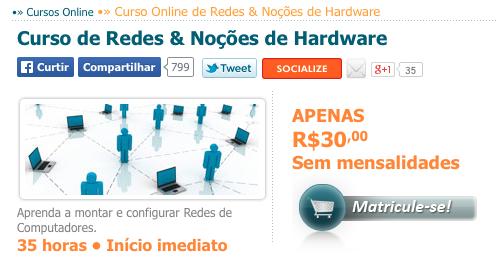 Curso de hardware online