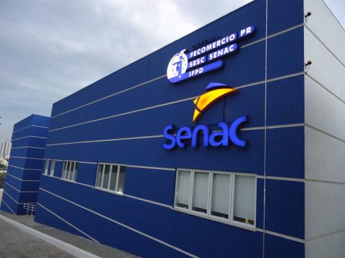 Cursos do SENAC Paraná