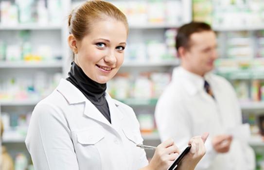 Técnico em Farmácia é uma opção de curso. (Foto: Divulgação)