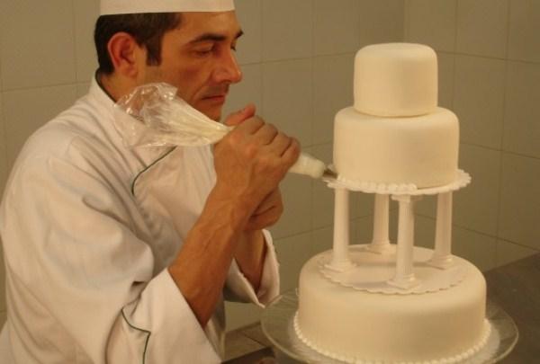 curso de bolos de decorados