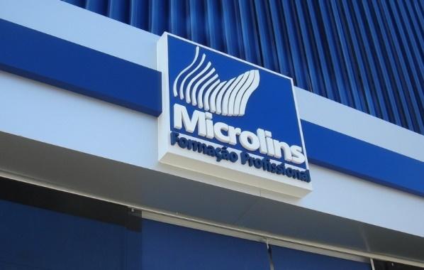 A Microlins oferece cursos profissionalizantes em diferentes áreas. (Foto: Divulgação)
