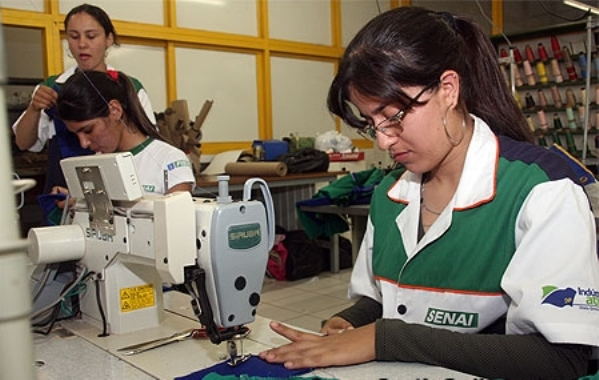 Os cursos são focados na educação profissional. (Foto: Divulgação)