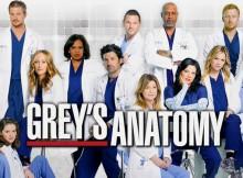 serie greys anatomy