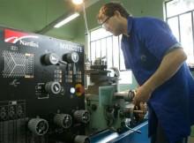 Curso de torneiro mecânico