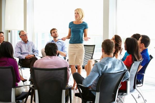 Conhecer técnicas de Coaching ajuda a assumir um cargo de liderança. (Foto: Divulgação)