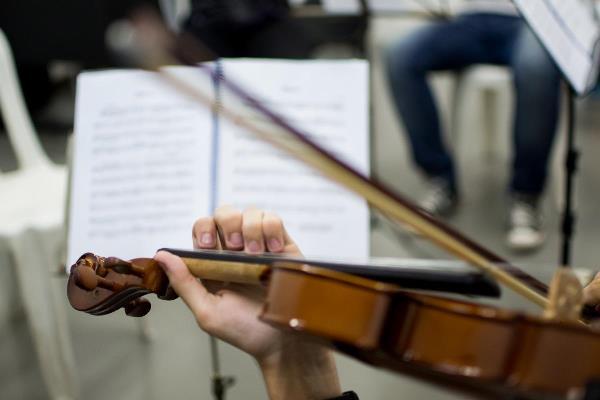 Os amazonenses podem participar de cursos gratuitos de música. (Foto: Divulgação)