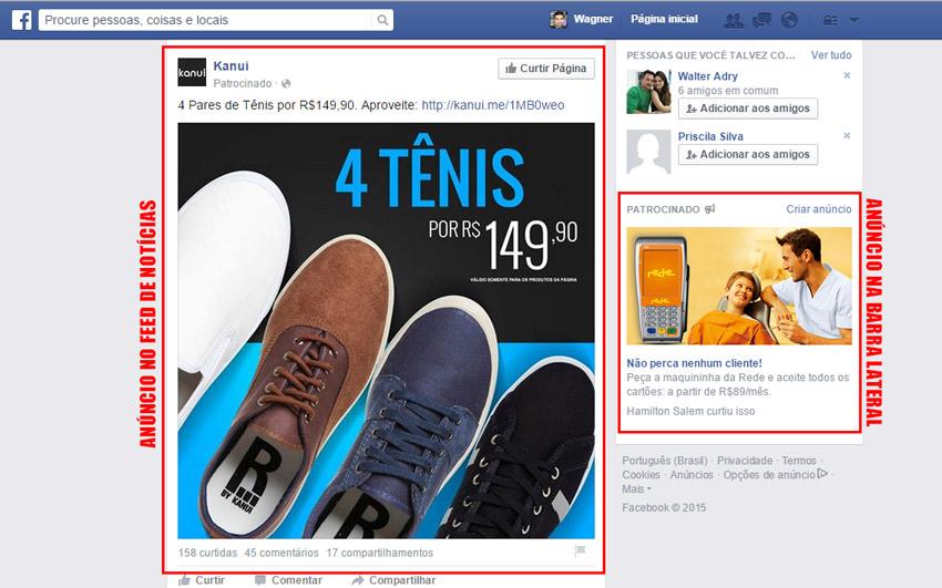 anuncios face ads