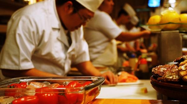 curso de sushiman