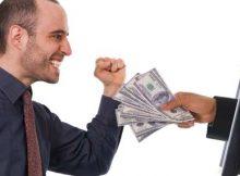 negocios dinheiro