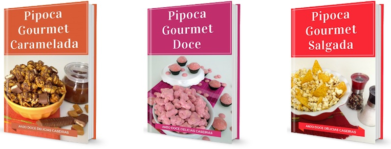 curso colecao pipoca gourmet