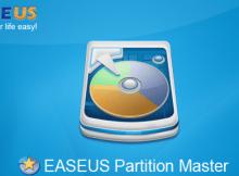 easeus partition