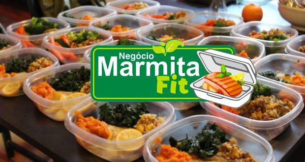 marmita fit lucrativo