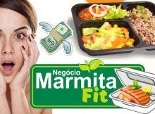 negocio marmita fit