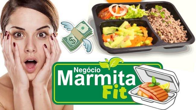 Negócio Marmita FIT