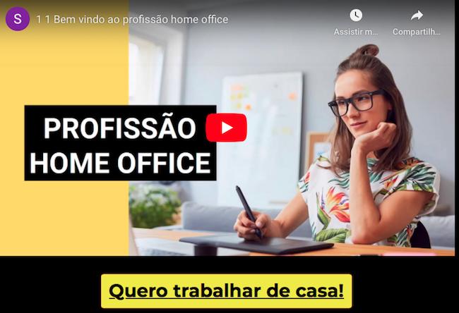novas profissões home office