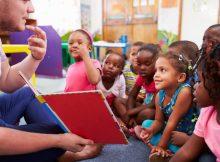 educacao infantil empregos