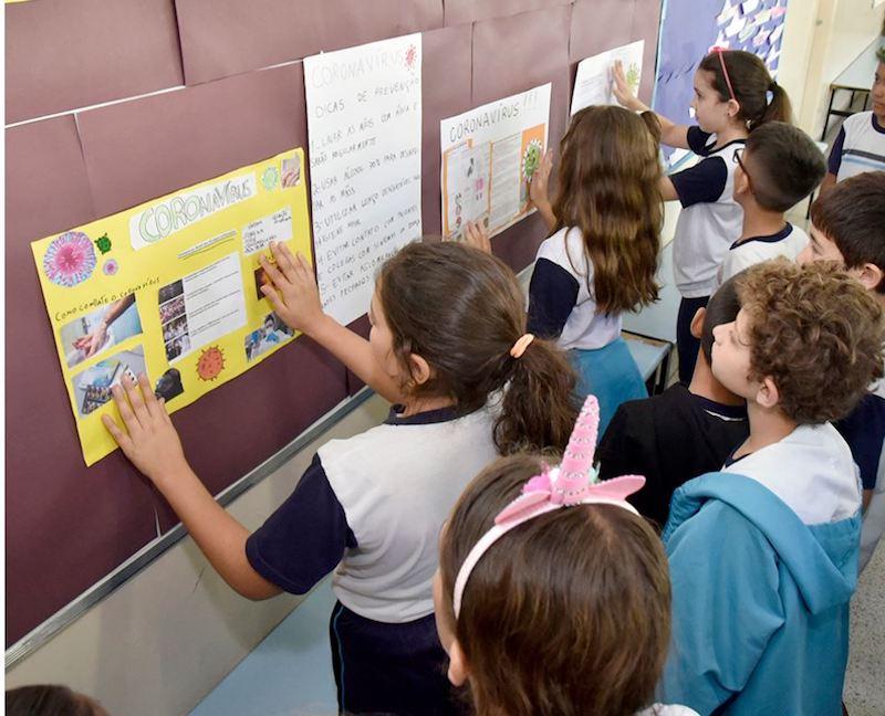 volta as aulas no brasil