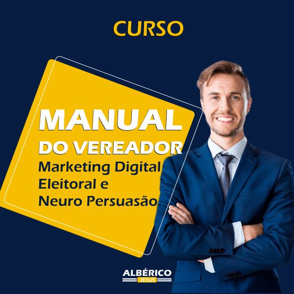 curso manual do vereador