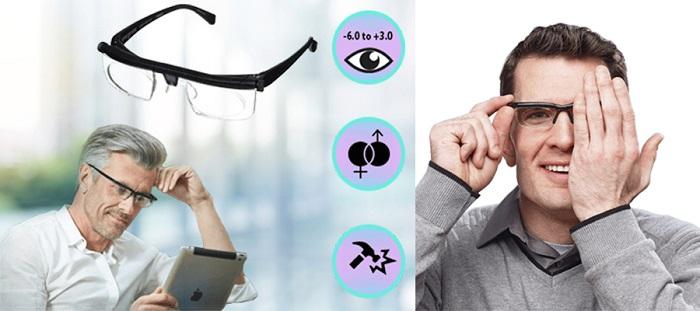 oculos de leitura ajustavel preço