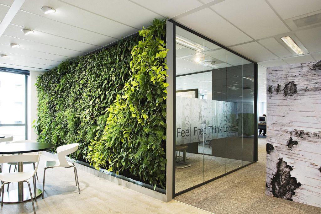 escritório mais sustentável
